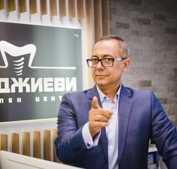 Проф. Методи Абаджиев д.м.н.