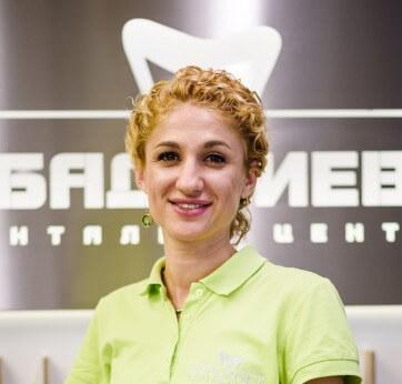 Д-р Полина Велчева